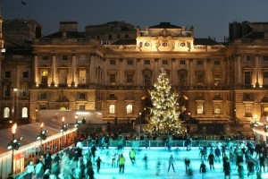 TOP 10. The most incredible and beautiful ice rinks in London