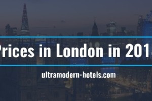 Prices in London in 2018: attractions, food, hotels and transport
