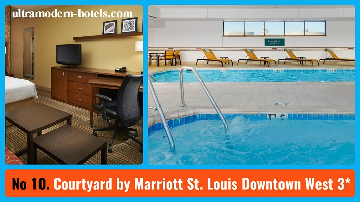 Cheap And The Best 3 Star Hotels In Downtown St Louis