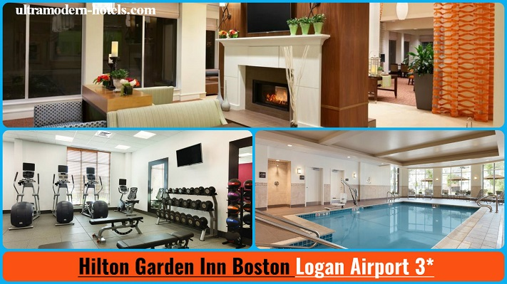 Top 5 the best and cheapest hotels 3 star in boston for Hilton garden inn boston logan