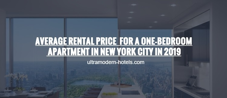 One Bedroom Apartments Average Rental Prices In New York
